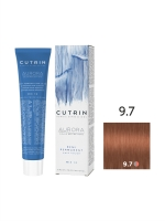 Cutrin Aurora Demi - Безаммиачный краситель 9.7 Латте