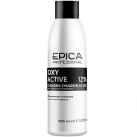 Epica Professional кремообразная окисляющая эмульсия  с маслом кокоса и пантенолом 12 % (40 vol) Oxy Active