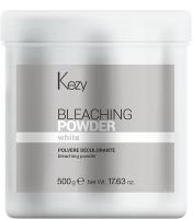 Kezy Color Vivo Blond Bleaching Powder White - Порошок обесцвечивающий белый с перламутровым эффектом и пластичной кремовой консистенцией