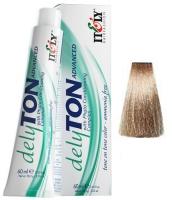 Itely Hairfashion Delyton Advanced 9N Lightest Blonde - 9N очень светлый русый