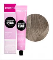 Matrix SoColor Sync Pre-Bonded - 9NA очень светлый блондин натуральный пепельный, 90 мл