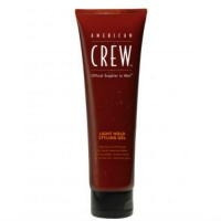 American Crew Light Hold Gel Tube - Гель для укладки волос слабой фиксации