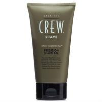 American Crew Precision Shave Gel - Непенящийся прозрачный и освежающий гель для бритья