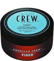 American Crew Fiber Paste - Паста для укладки волос и усов с низким уровнем блеска
