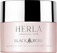 Herla укрепляющий дневной лифтинг крем против морщин Black Rose ultimate anti-wrinkle day lift cream