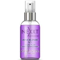 """NEXXT ZONE BLONDE №1 - Флюид-защита и питание светлых волос """"Ангел блондинок"""""""