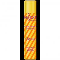 NEXXT Лак для волос супер-сильной фиксации с кератином и пантенолом