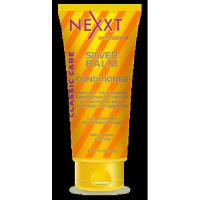 NEXXT Бальзам-кондиционер серебристый для светлых и седых волос  с антижелтым эффектом