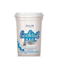 """Ollin Professional Cocktail Bar Milk Cocktaile - Крем-кондиционер для увлажнения и питания волос """"Молочный коктейль"""""""