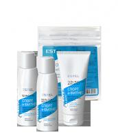 Estel Professional Curex Active - Набор (Шампунь+бальзам+гель-массаж)