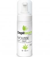 Depiltouch - Ухаживающий мусс после депиляции с экстрактом алоэ и пантенолом