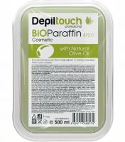 Depiltouch - Био-парафин косметический с маслом оливы