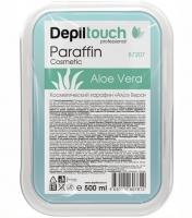 Depiltouch - Косметический парафин в ванночке