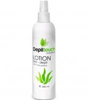 Depiltouch - Лосьон перед депиляцией с экстрактом алоэ