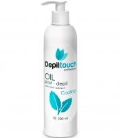 Depiltouch - Охлаждающее масло с экстрактом мяты после депиляции