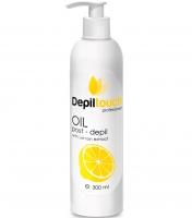 Depiltouch Масло с экстрактом лимона после депиляции