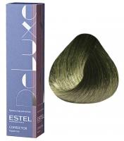 Estel Professional De Luxe Correct - 0/22 зеленый