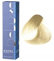 Estel Professional De Luxe - 10/117 светлый блондин усиленный пепельно-коричневый