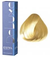Estel Professional De Luxe - 10/13 светлый блондин пепельно-золотистый