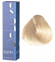 Estel Professional De Luxe - 10/61 светлый блондин фиолетово-пепельный
