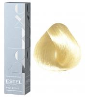 Estel Professional De Luxe High Blond - 113 пепельно-золотистый блондин ультра