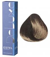 Estel Professional De Luxe - 3/55 темный шатен красный интенсивный