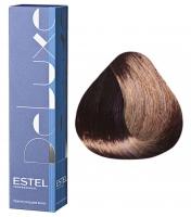 Estel Professional De Luxe - 4/65 шатен фиолетово-красный