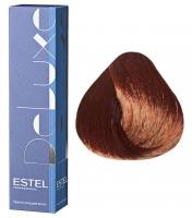 Estel Professional De Luxe - 5/5 светлый шатен красный