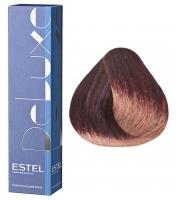 Estel Professional De Luxe - 5/60 светлый шатен фиолетовый для седины