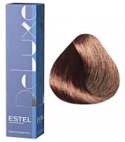 Estel Professional De Luxe - 5/67 светлый шатен фиолетово-коричневый