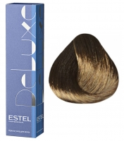 Estel Professional De Luxe - 5/70 светлый шатен коричневый для седины