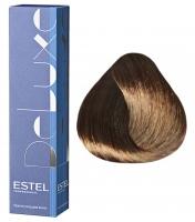 Estel Professional De Luxe - 5/74 светлый шатен коричнево-медный