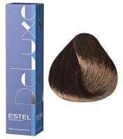 Estel Professional De Luxe - 5/75 светлый шатен коричнево-красный