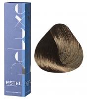 Estel Professional De Luxe - 5/77 светлый шатен коричневый интенсивный