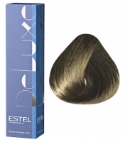 Estel Professional De Luxe - 6/1 темно-русый пепельный