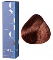 Estel Professional De Luxe - 6/4 темно-русый медный