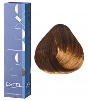 Estel Professional De Luxe - 6/47 темно-русый медно-коричневый