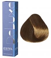 Estel Professional De Luxe - 6/70 темно-русый коричневый для седины