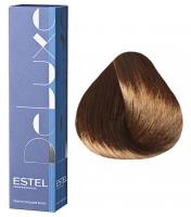 Estel Professional De Luxe - 6/75 темно-русый коричнево-красный