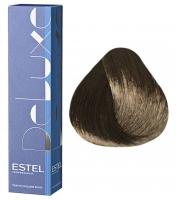 Estel Professional De Luxe - 6/77 темно-русый коричневый интенсивный