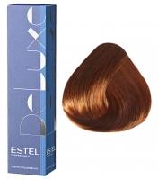 Estel Professional De Luxe - 7/40 русый медный для седины
