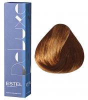 Estel Professional De Luxe - 7/41 русый медно-пепельный