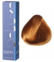 Estel Professional De Luxe - 7/43 русый медно-золотистый