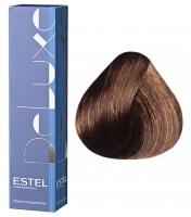 Estel Professional De Luxe - 7/47 русый медно-коричневый