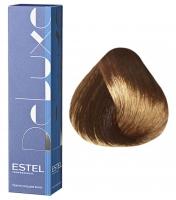 Estel Professional De Luxe - 7/76 русый коричнево-фиолетовый