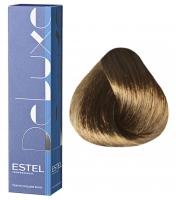 Estel Professional De Luxe - 7/77 русый коричневый интенсивный