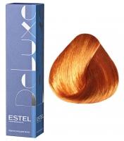 Estel Professional De Luxe - 8/44 светло-русый медный интенсивный
