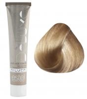 Estel Professional De Luxe Silver - 10/31 светлый блондин золотисто-пепельный