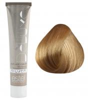 Estel Professional De Luxe Silver - 10/37 светлый блондин золотисто-коричневый