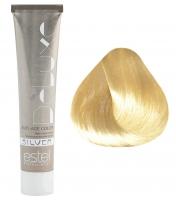Estel Professional De Luxe Silver - 10/7 светлый блондин коричневый